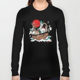 Ark's Miyazaki (version2018) Long Sleeve T-shirt