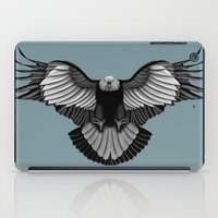 eagle iPad Cases featuring Eagle by Schwebewesen • Romina Lutz