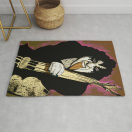 Poster The Great Gene Simmons Rug