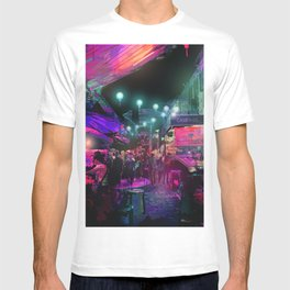 Tunes of the Night T-shirt
