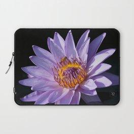 Evening Nymphaea Laptop Sleeve