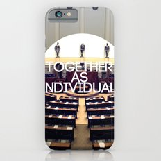 Together As Individuals Slim Case iPhone 6s