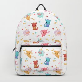 Mythical Creatures Backpack