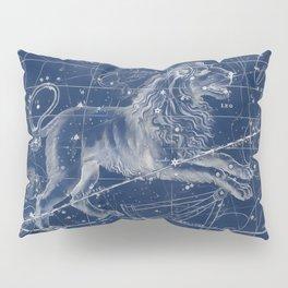 Leo sky star map Pillow Sham