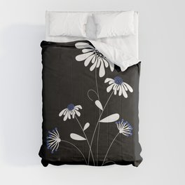 flower..1 Comforters