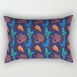 Archie & Co. Adam Print Rectangular Pillow