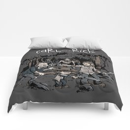 Carl and Rick Comforters