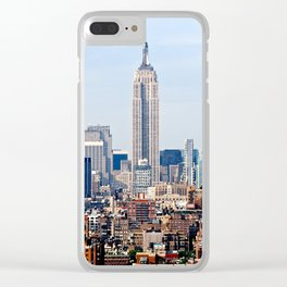 Life In My Big Bad Apple (Pt 34) Clear iPhone Case