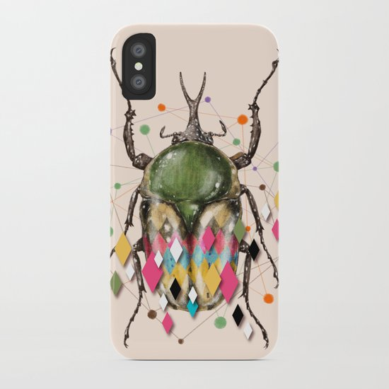 Insect VII iPhone Case