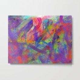Live Colors Metal Print