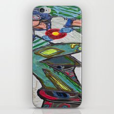 On Your Left  iPhone & iPod Skin