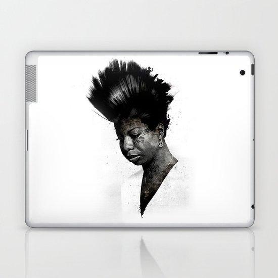 NINA'S NOT DEAD Laptop & iPad Skin