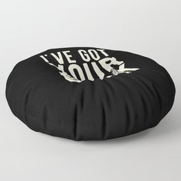 Funny Chiropractor Floor Pillow