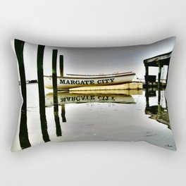 Margate City Rectangular Pillow