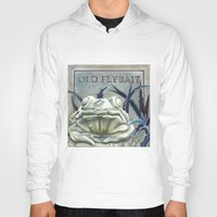 """haunted mansion Hoodies featuring Disneyland Haunted Mansion inspired """"Old FlyBait""""  by ArtisticAtrocities"""