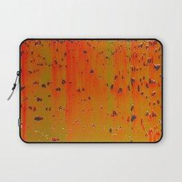 Bio-morphic Acid Wash Laptop Sleeve