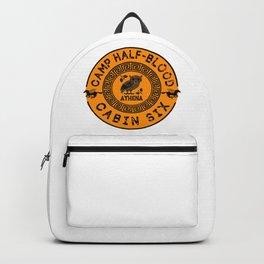 Camp Half-Blood - Cabin Six Backpack