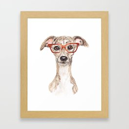 Iggeek Framed Art Print