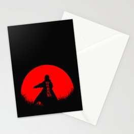 Red Moon Minato Stationery Cards