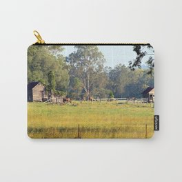 Life on the Land Carry-All Pouch