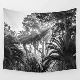 Morning Mist Wall Tapestry