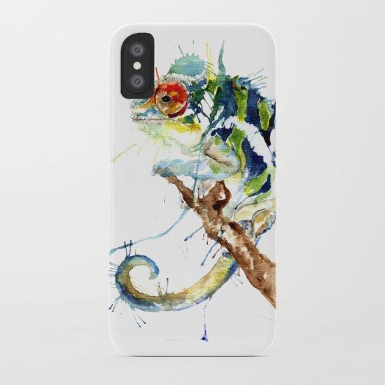 My Chameleon iPhone Case