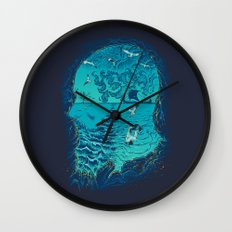 I Am War Wall Clock