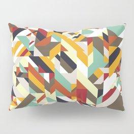 Native Geometric Pillow Sham