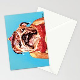Dressed To Kill Stationery Cards