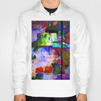 oil Hoodies featuring Oil Spill by Martina Erives50