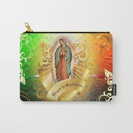 Virgen de Guadalupe Carry-All Pouch
