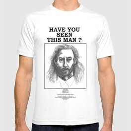Have you seen this man ? Bob Twin Peaks T-shirt