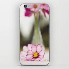 Laying Peacefully iPhone & iPod Skin