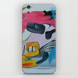 Not In The Mood To Obey iPhone Skin