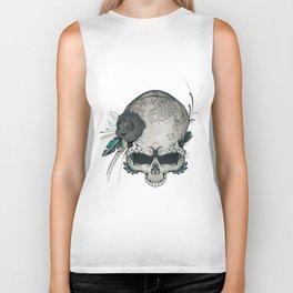 Skull Amazon Queen Biker Tank