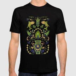 Iznik Tile Arts - Olive T-shirt