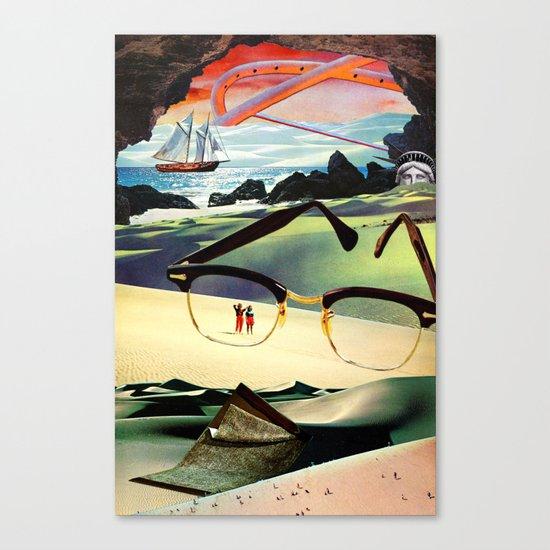 Elysian Fields Canvas Print