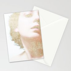 Self Portrait in Gold Stationery Cards