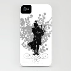 Flower of Scotland iPhone (4, 4s) Slim Case