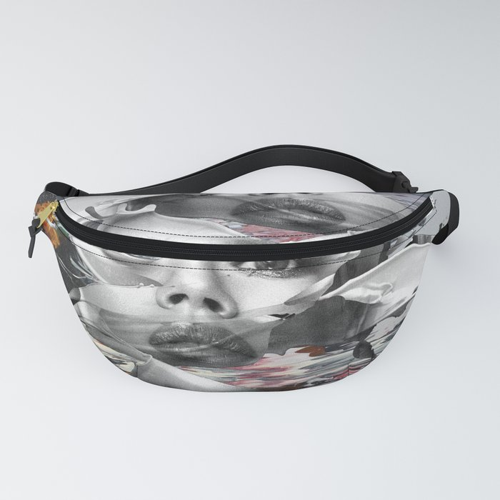 Can't Drown The Truth Inside Fanny Pack