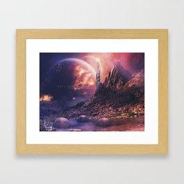 Terra Nova Framed Art Print