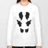 rorschach Long Sleeve T-shirts featuring Rorschach by Maegan Ochse