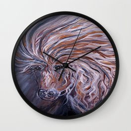 PHANTOM Wall Clock