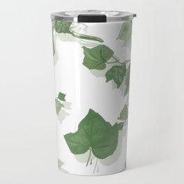 ivy leaves Travel Mug
