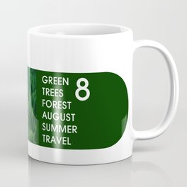 August Forest Capsule Coffee Mug