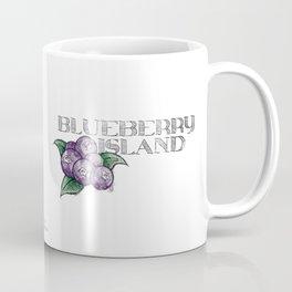 Blueberry Island Coffee Mug