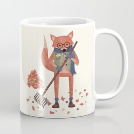 Ferdinand the Fall Fox Coffee Mug