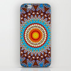 african drums iPhone & iPod Skin