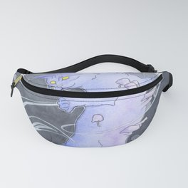 Feline Astral Rebirth Fanny Pack