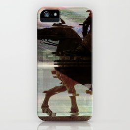Our Lady of Eradication iPhone Case